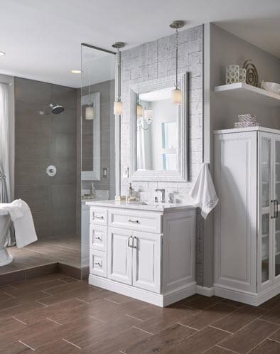 Philadelphia bathroom cabinetry