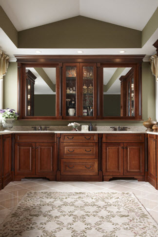 Philadelphia bathroom cabinetry built to last for Bathroom vanities philadelphia
