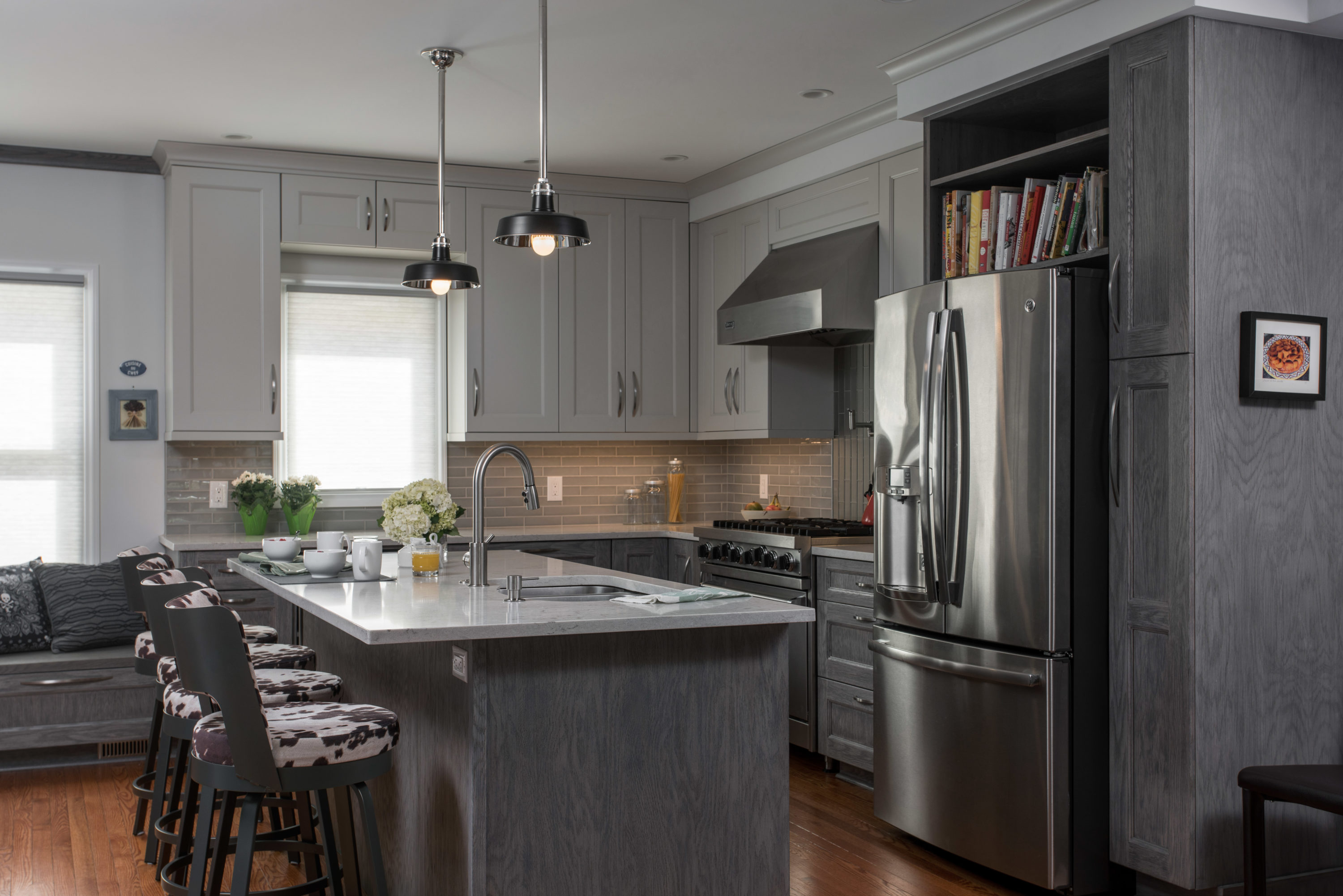 kitchen remodeling in philadelphia county | teknika kitchens and baths