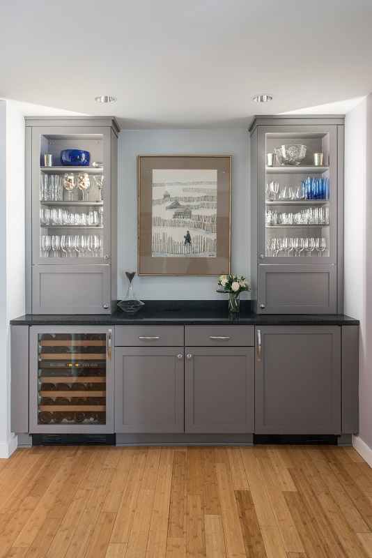 Kitchen Remodeling in Eastern Montgomery County - Teknika Kitchens and Baths